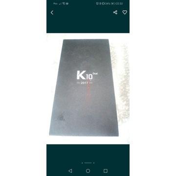 Telefon, smartfon LG K10 2017 Dual SIM