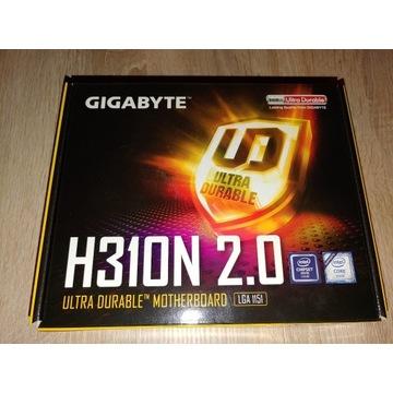 Płyta główna ITX Gigabyte H310N 2.0