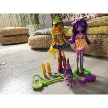 Lalka Equestria Girls 2 sztuki :: JAK NOWE