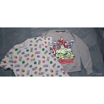 Bluza + koszulka HULK  rozmiar 146-152 SMYK