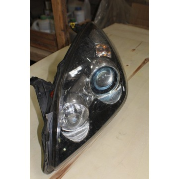 Lampa vectra c Bi-Xenon Opel