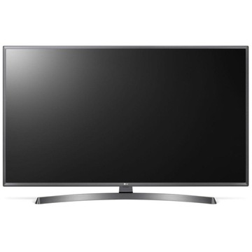 Telewizor LG UK6750PLD uszkodzona matryca
