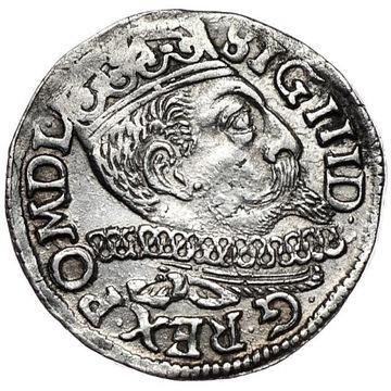 trojak 1599, Poznań -bardzo ładny-