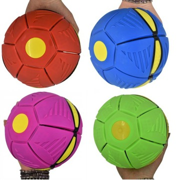Latająca dyskopiłka - Flat Ball P3