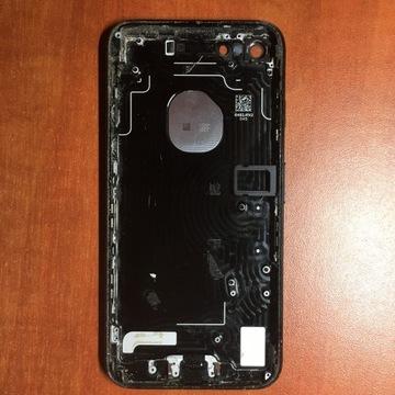 Korpus Black IPhone 7 obudowa tył