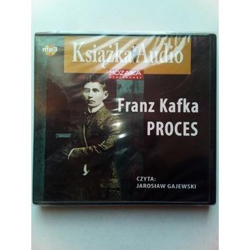 Proces Franz Kafka - Audiobook