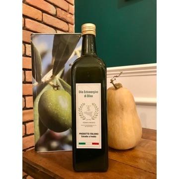 Oliwa z oliwek Włoska Olive Oli Italian