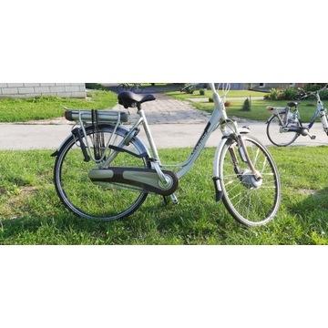 Rower elektryczny Gazelle Orange Plus Innergy.