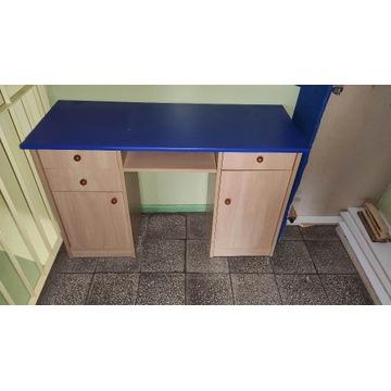 biurko + krzesło
