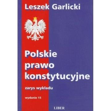 Leszek Garlicki Polskie Prawo Konstytucyjne