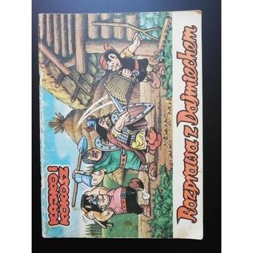 Kajko i Kokosz Rozprawa z Dajmiechem 1988 rok