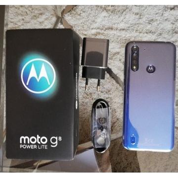 Motorola G8 Power Lite! Nowy! Zestaw! Gwarancja!