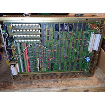 Centrala sterowania Heidenhein Le 355b Mikron TNC