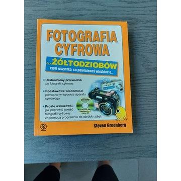 książka Fotografia cyfrowa dla żółtodziobów