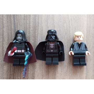 Lego Star Wars Luke Palpatine Lord Vader sw464