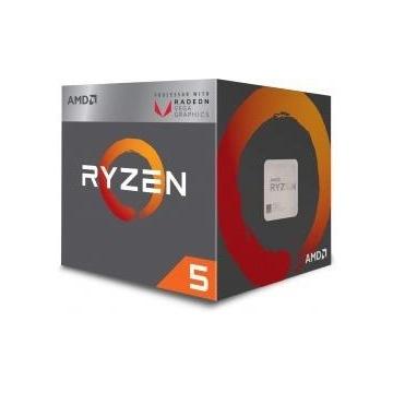 Procesor AMD Ryzen 5 2400G + płyta i chłodzenie