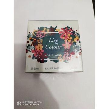 Live in Colour woda perfumowana dla kobiet.