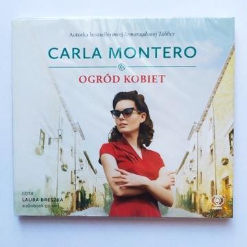 Ogród kobiet Carla Montero- audiobook CD MP3
