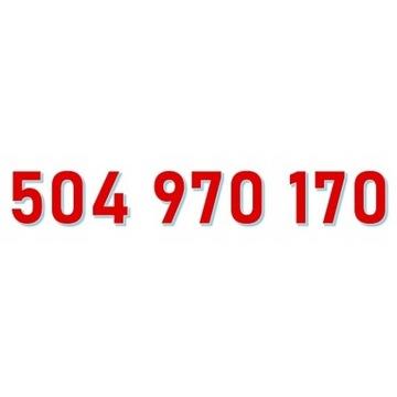 504 970 170 STARTER ORANGE ŁATWY ZŁOTY NUMER