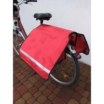 Torby sakwy rowerowe-duże