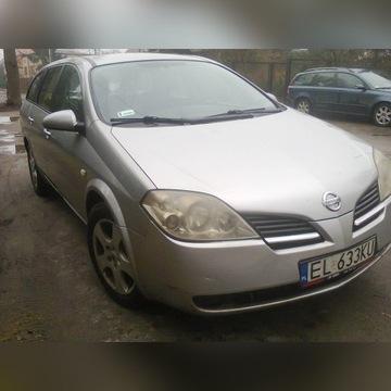 NISSAN PRIMERA P12 kombi, diesel