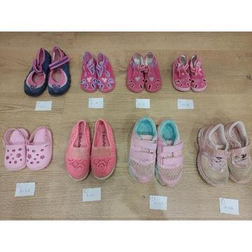 Buty dzieciece rozne rozmiary