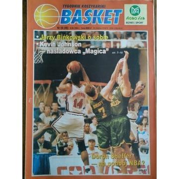 Tygodnik Koszykarski BASKET nr 36 (46) 6.09.1994