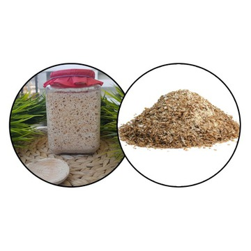 Naturalny zakwas PSZENNY 150g + mąka na start 200g