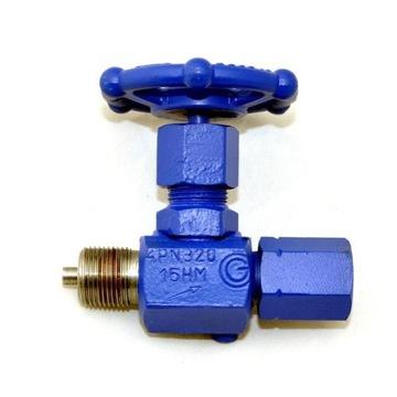 Zawór manometryczny fig-249-1 PN320