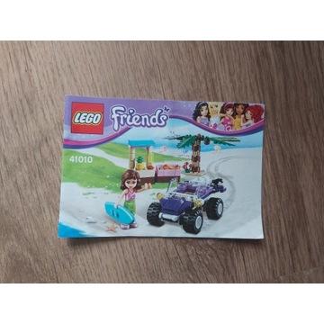 Lego Friends zestawy 41010 oraz 41028 kompletne