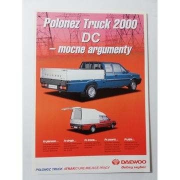 Polonez Truck Prospekt FSO Daewoo Stan idealny