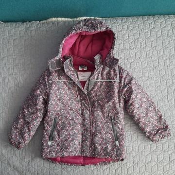 Kurtka dziewczęca zimowa Topolino r. 110 NOWA