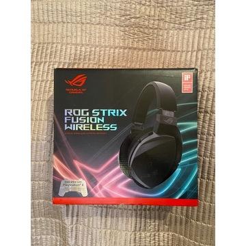 Słuchawki Asus ROG Strix Fusion bezprzewodowe!