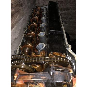 Głowica silnik m54b22 BMW e60 e39