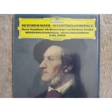 WAGNER - UWERTURY, PRELUDIA (2 LP)