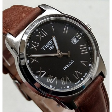 Zegarek męski Tissot 1853 PR 100 T049410 Szafir