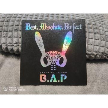 B.A.P First Japan Album CD Kpop