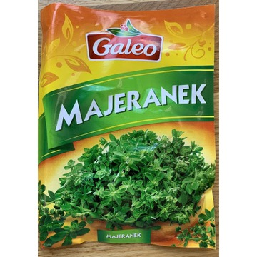 Galeo Majeranek ważność 08.04.2023
