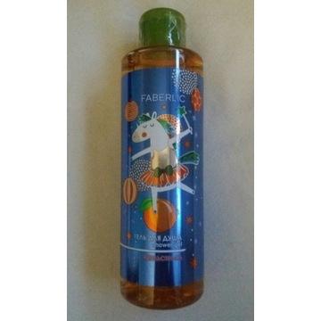 Żel pod prysznic, Pomarancza 200 ml. Faberlic