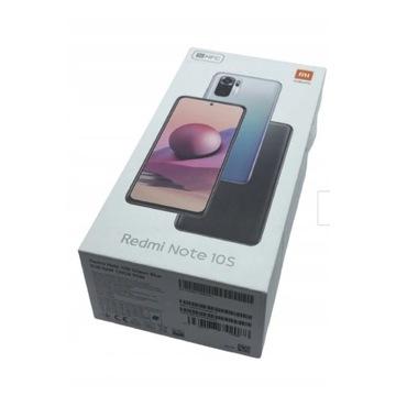 Nowy Xiaomi Redmi 10s. 128Gb