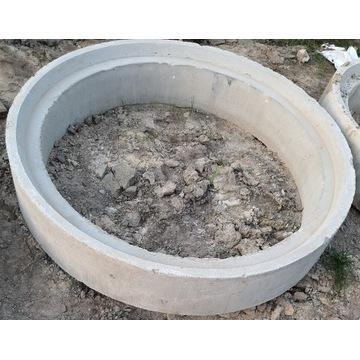 kręgi betonowe 1200x250