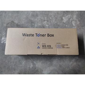 Pojemnik na zużyty toner  WX-101 A162WY1 /A162WYA