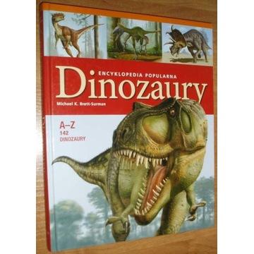 Dinozaury encyklopedia popularna