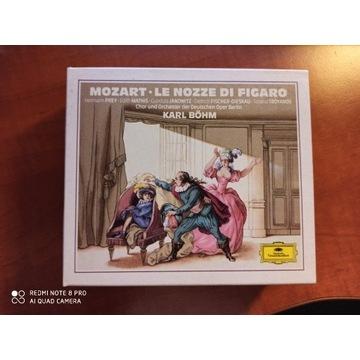 MOZART Le nozze di Figaro Bohma DGG Okazja