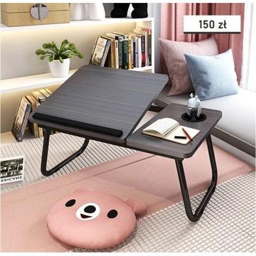 Biurko Mini Komputerowe Składane Łóżkowe 