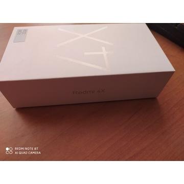 XIAOMI REDMI 4X 3GB 32GB CZARNY STAN IDEALNY