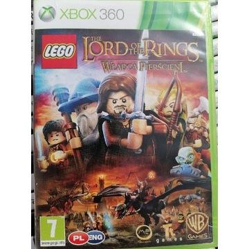 Gra LEGO Władca Pierscieni j.PL Gra na XBOX360