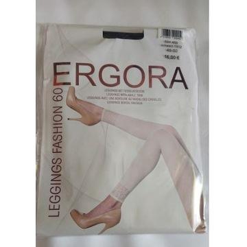 Ergora legginsy czarne roz 48/50