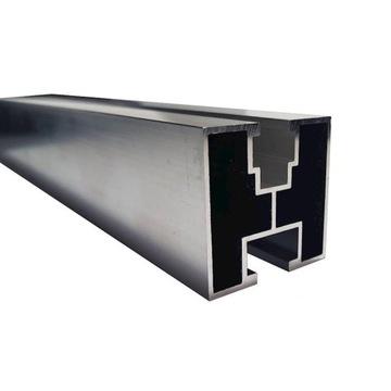 Profil aluminiowy 40*40 śruba sześciokątna L:6550m