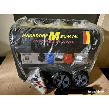 Agregat prądotwórczy MARKDORF MD-R 740